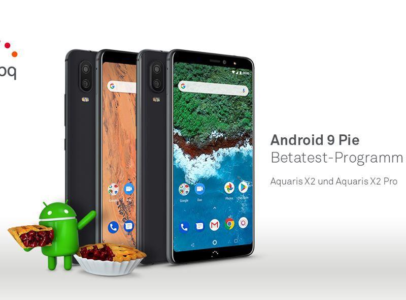 BQ Android 9 Pie Beta