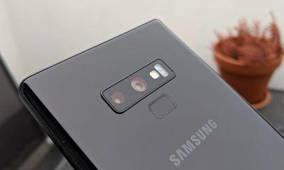 Samsung Galaxy Note9 Kamera