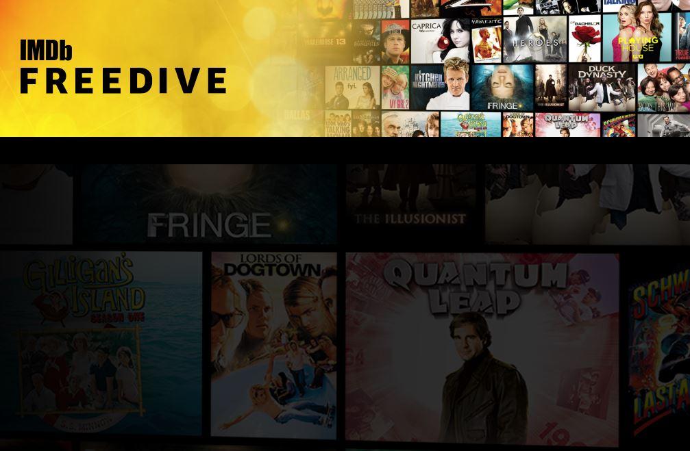 "Amazon startet kostenlosen Streaming-Kanal ""IMDb Freedive"""