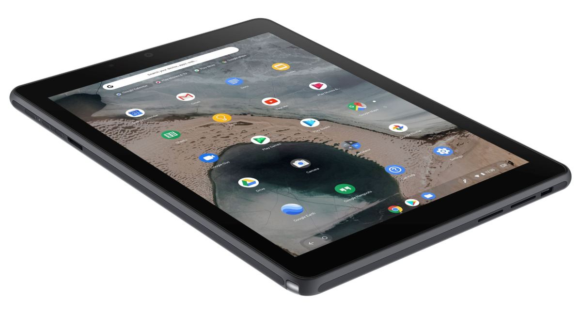 ASUS CT100 Chrome OS Tablet
