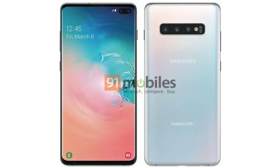 Samsung Galaxy S10 Plus Press Leak