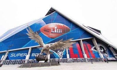 Super Bowl 53 Stadion