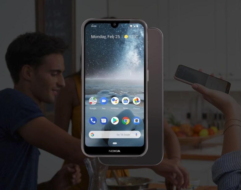 Nokia 4.2 Header