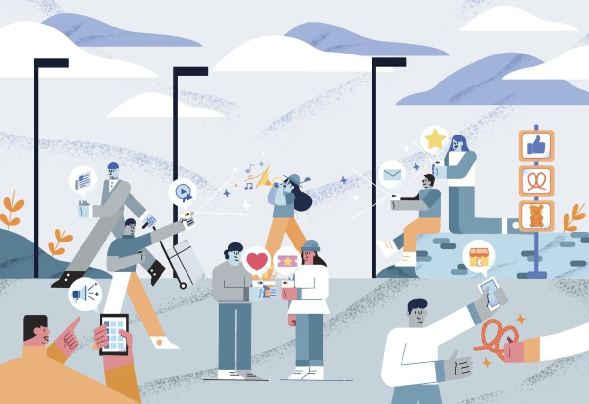 Alle zusammen: Facebook soll Chat-Funktion zurückerlangen