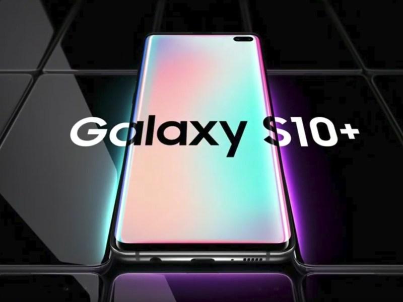 Samsung Galaxy S10+ Leak