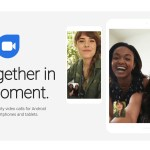 Google Duo Header