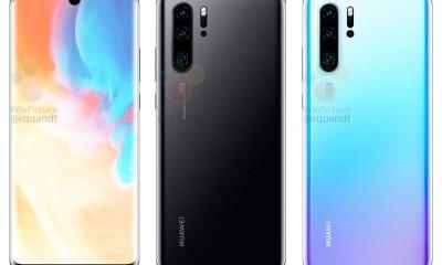 Huawei P30 Pro Leak