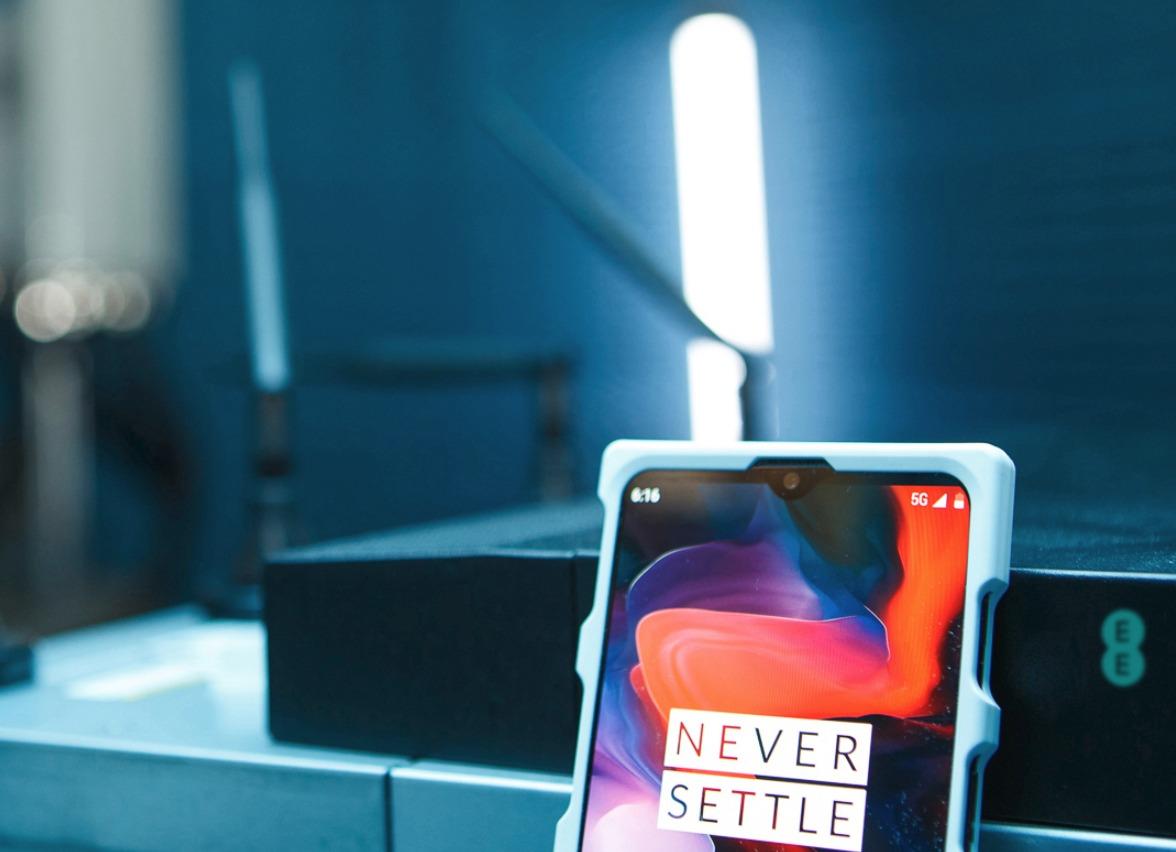 OnePlus 5G Prototyp