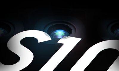 Samsung Galaxy S10 Kamera Header