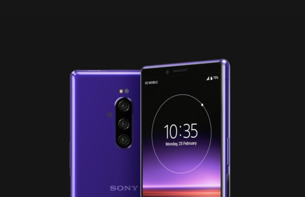 Sony Xperia XZ4 Leak