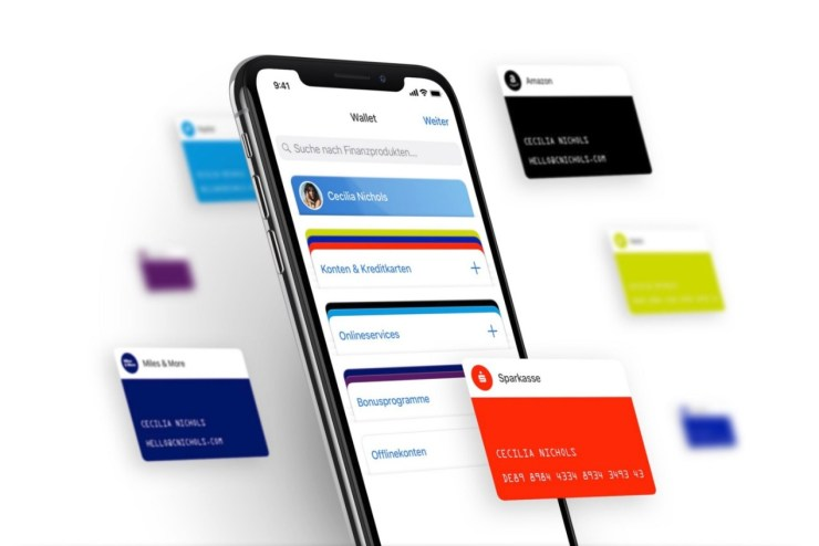 Outbank wallet