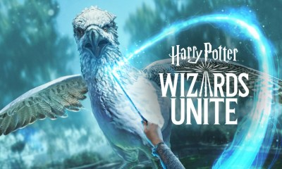Harry Potter Wizards Unite Header