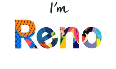 Oppo Reno Logo Header