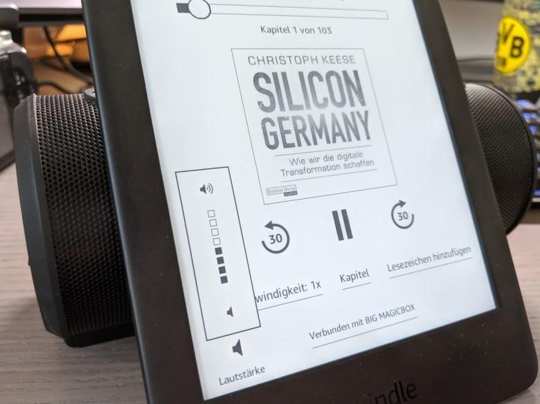 Amazon Kindle 2019 Test