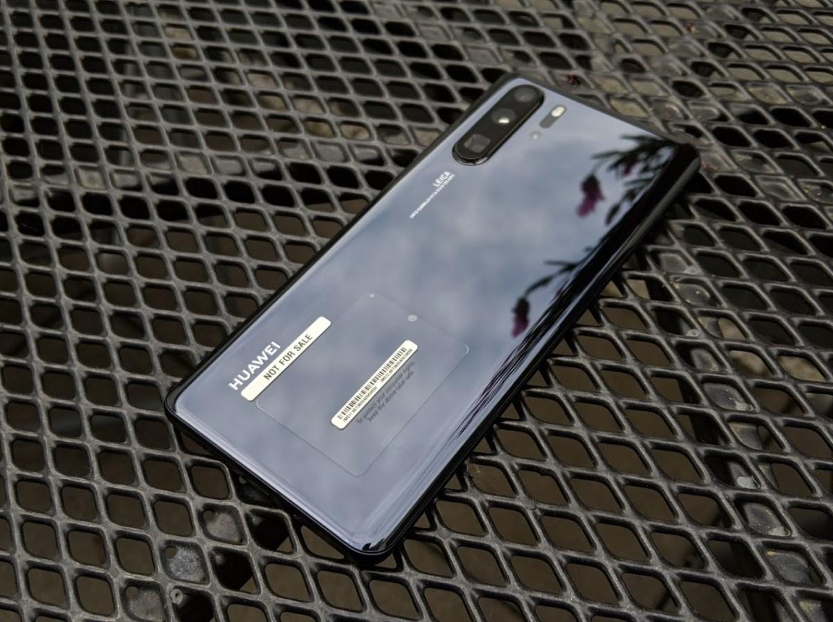 Huawei P30 Pro Test