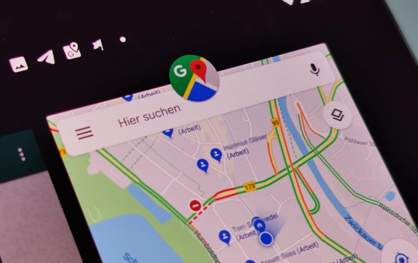 Google Maps und Waze: Wie du Norden nach oben ausrichtest