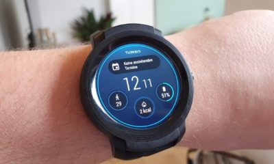 TicWatch E2 Test Header