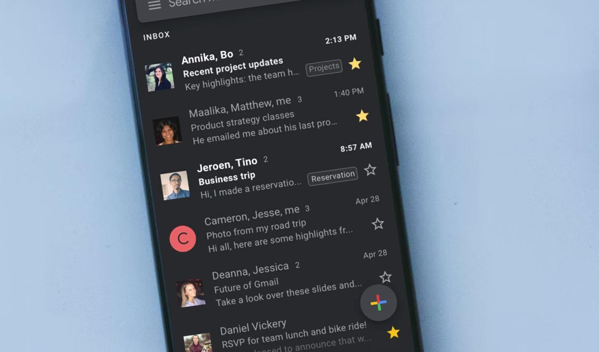 Google-App und Assistant erhalten Dark-Mode (dunkles Design)