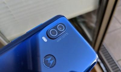 Motorola One Vision Test