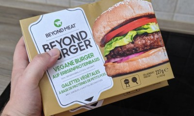 Beyond Meat Burger Test