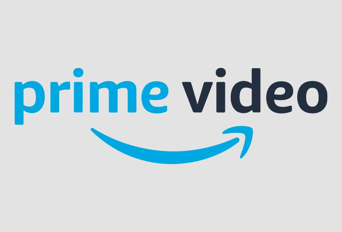 Amazon Prime Video Logo Header