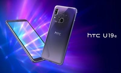 HTC U19e Header