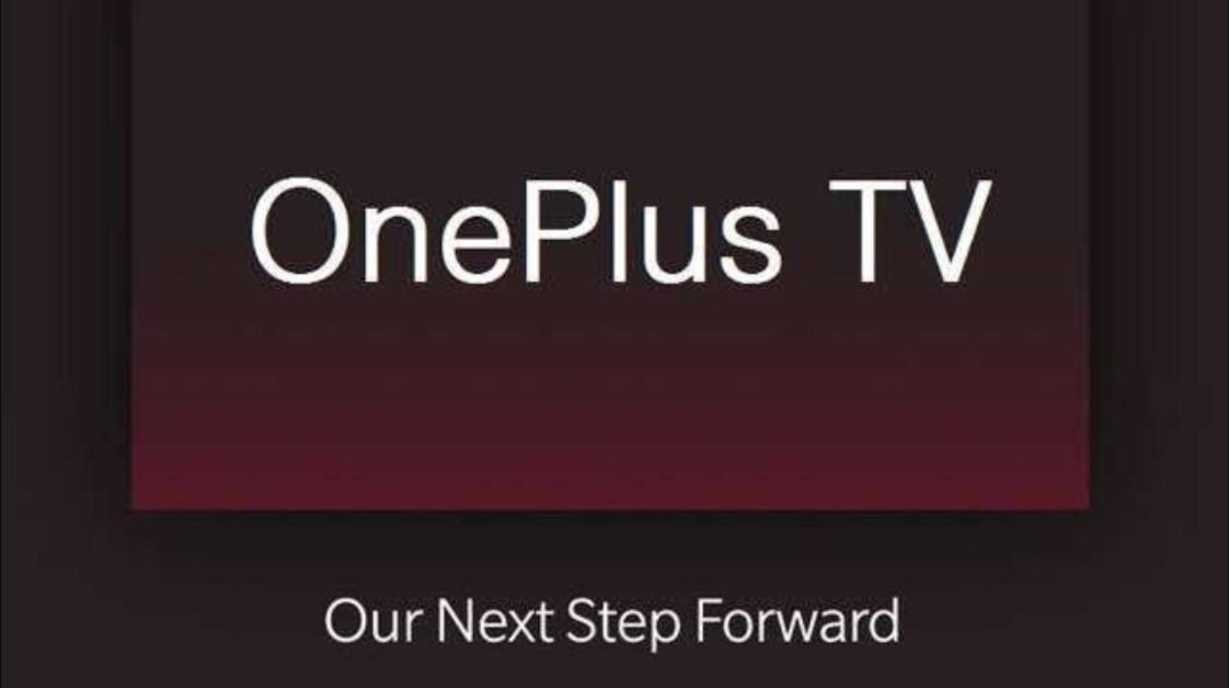 OnePlus TV Leak