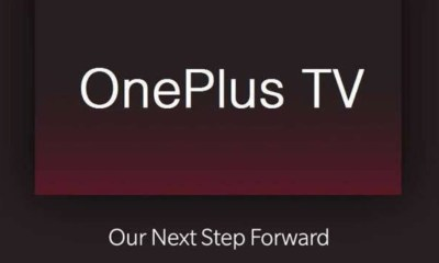 OnePlus TV Leak