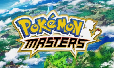 Pokemon Masters Header