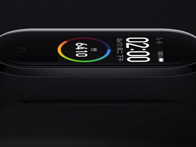 Xiaomi Mi Band 4 Header