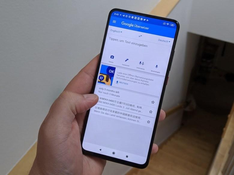 Xiaomi Mi 9T Display