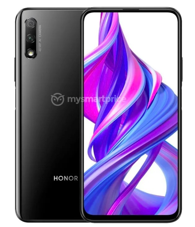 Honor 9x Leak