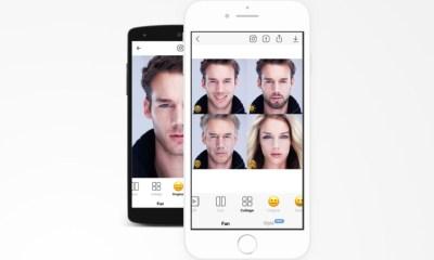 FaceApp Header 2
