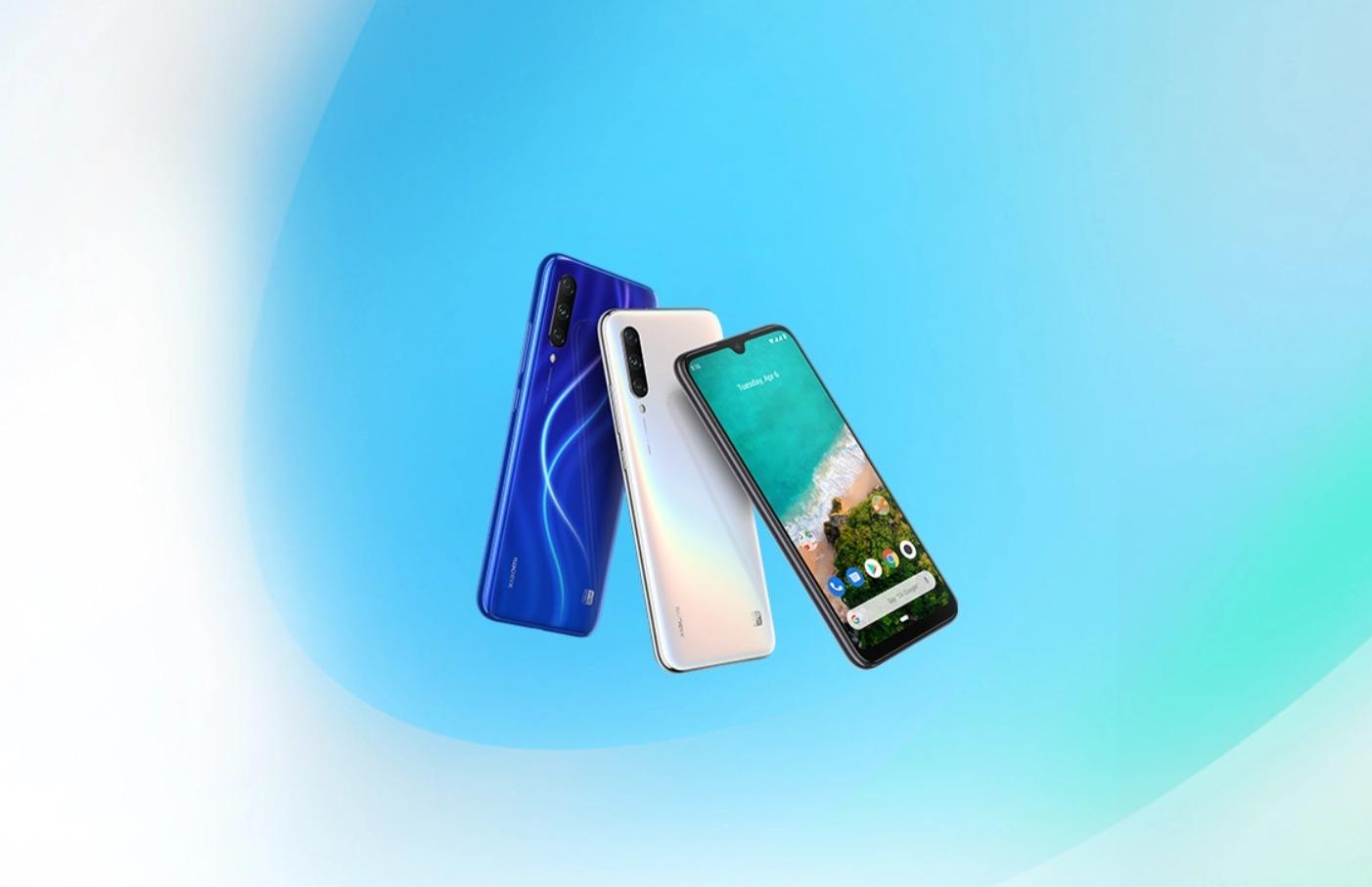 Neue Coupons: Xiaomi Mi A3 für unter 160€ bei Gearbest