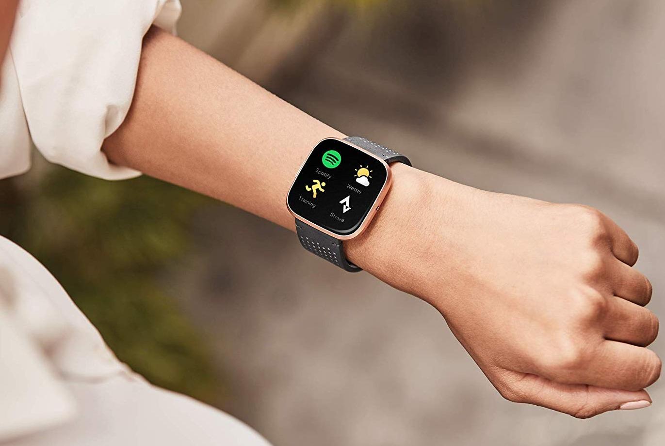 Google: Ein Update zu Fitbit, das eventuell die Pixel Watch andeutet