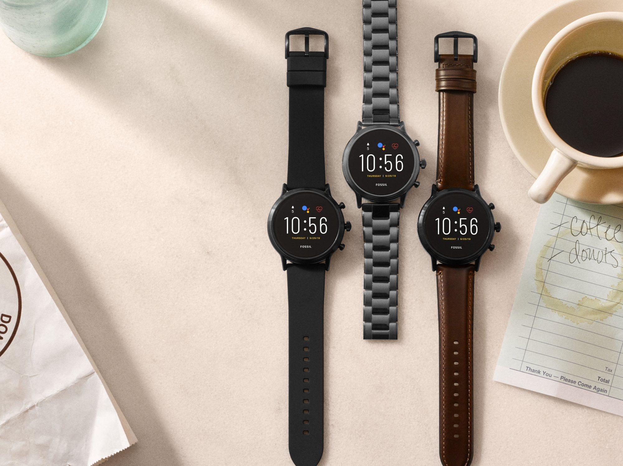 Warum hat Google Smartwatch-Technologie von Fossil gekauft?