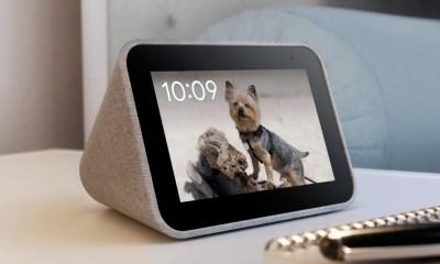 Lenovo Smart Clock Bilderrahmen