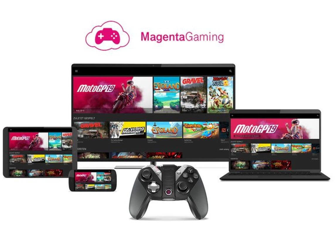 MagentaGaming: Telekom startet eigenen Streaming-Dienst für Spiele