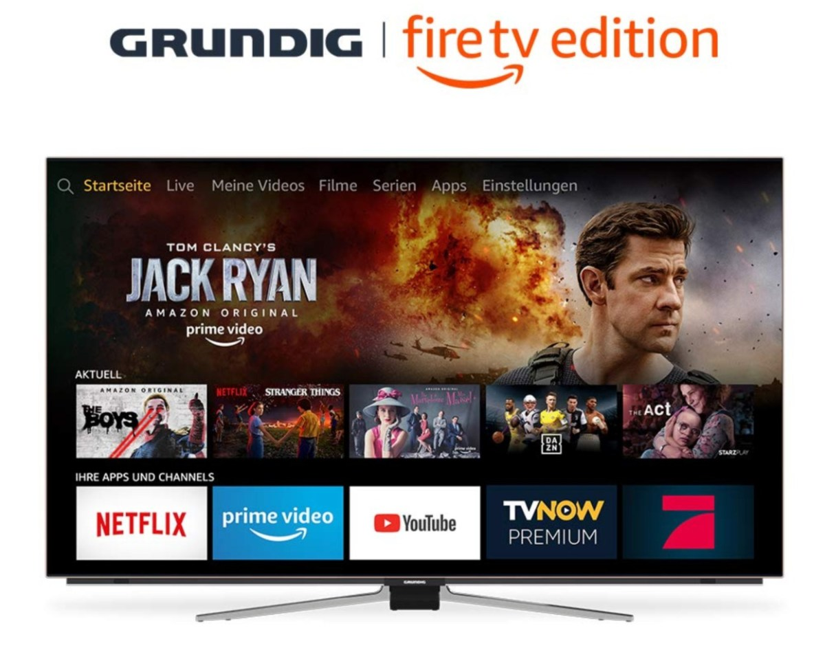 Grundig Vision 7 Fire TV Edition