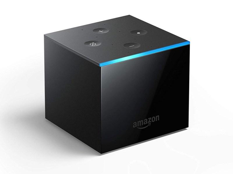 Amazon Fire TV Cube 2019