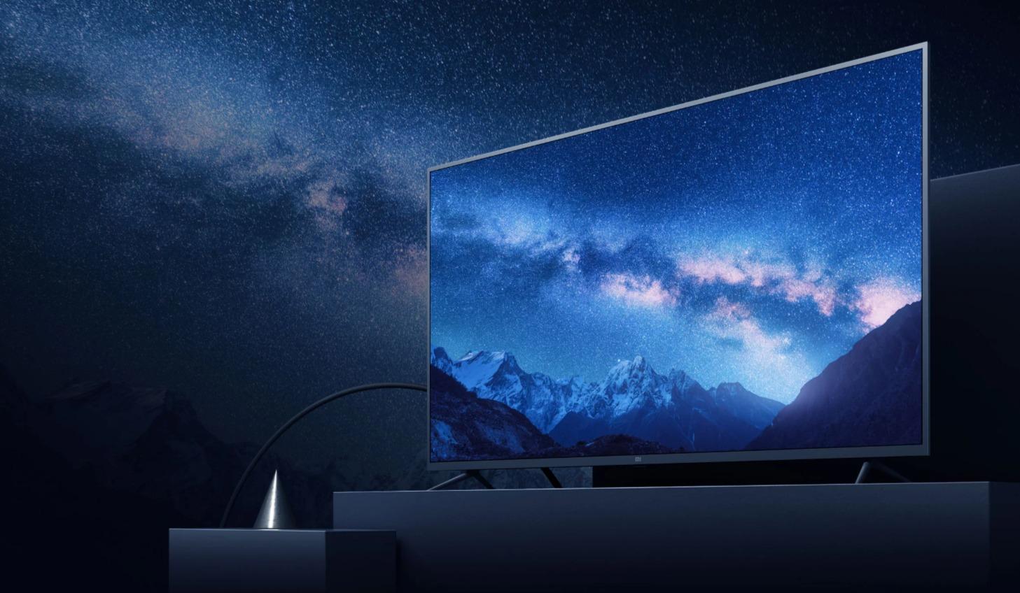 Neue UHD-Fernseher: Xiaomi Mi TV 4X vorgestellt