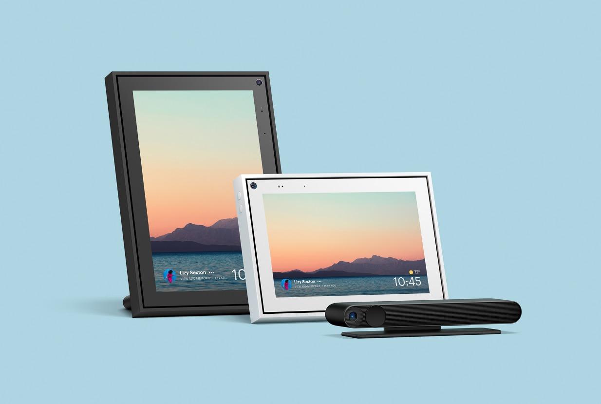 Portal: Facebooks neue Smarthome-Lautsprecher sehen wie Bilderrahmen aus