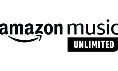 Amazon Music Unlimited Logo Header