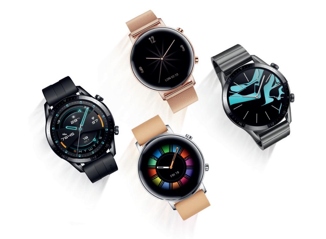 Huawei Watch GT 2: Update bringt einige Neuerungen mit – Watchfaces zum Beispiel