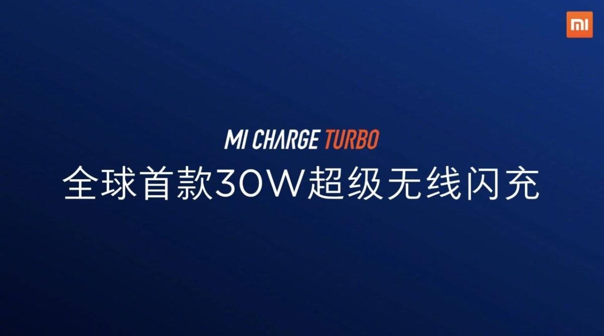 Mi Charge Turbo 30 W