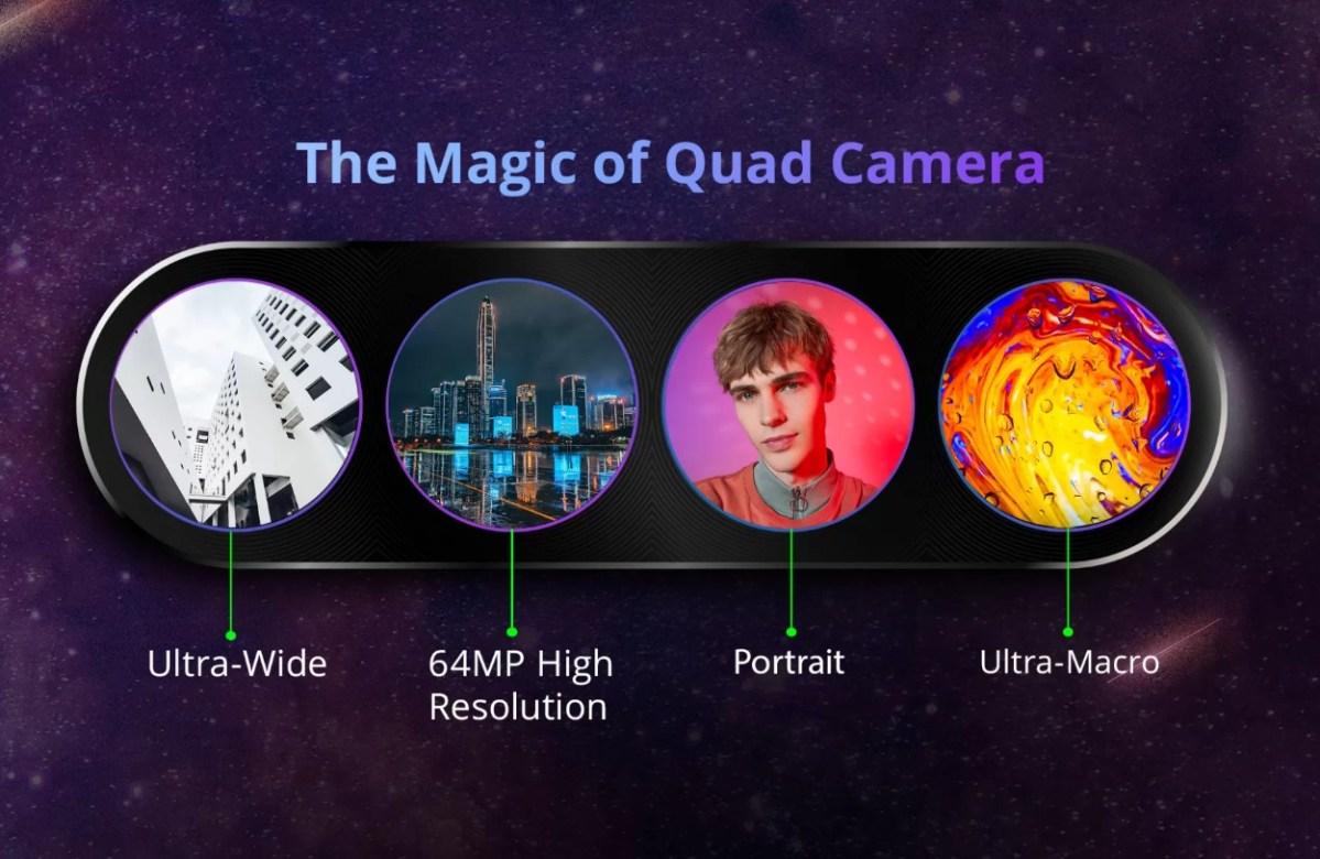 Realme XT Quad Kamera