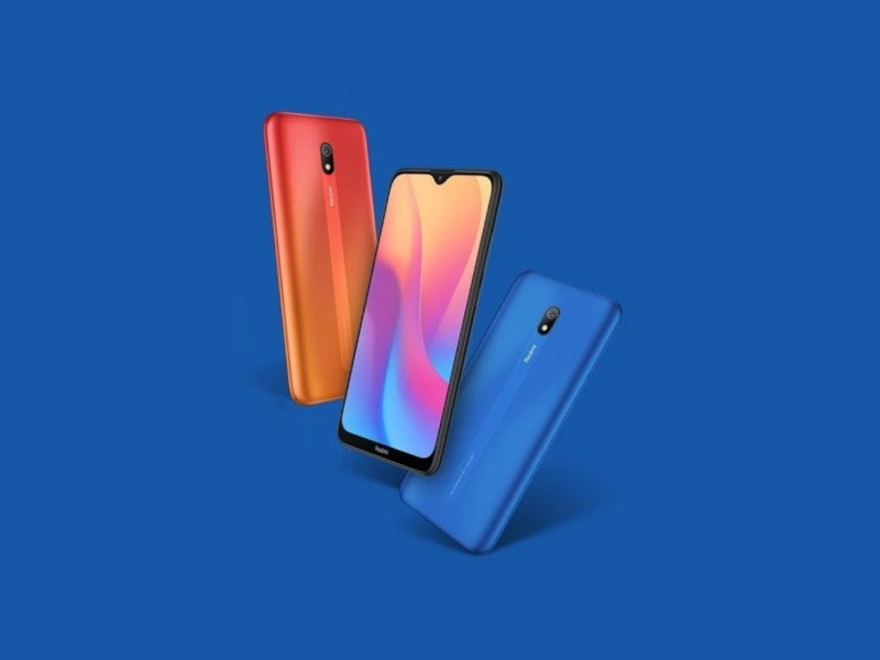 Redmi 8A Header