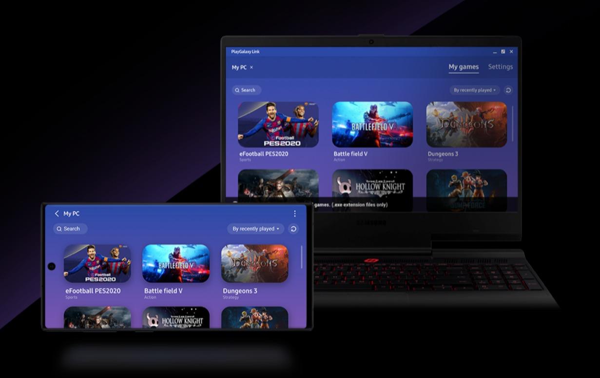 Samsung PlayGalaxy Link startet als Beta: PC-Games auf dem Smartphone