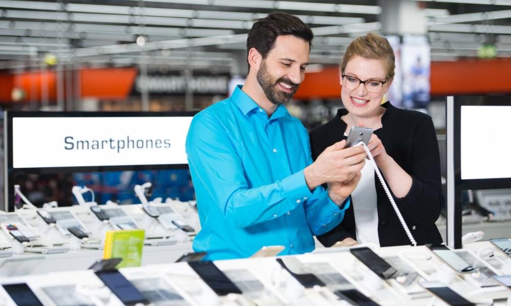 Saturn Smartphone-Beratung Header