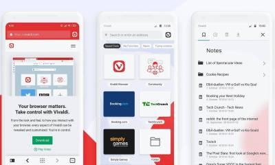 Vivaldi Android Beta